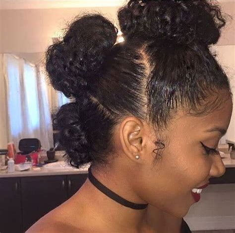 37 gorgeous natural hairstyles for black women quick