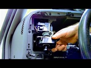 How To Remove A Dash On A 2001 Chrysler Lhs