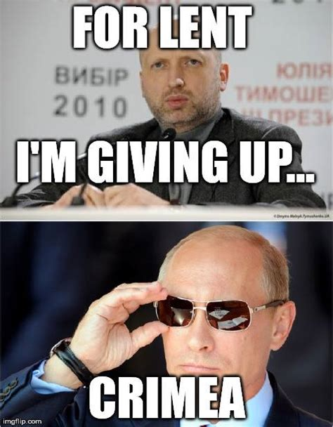 Crimea River Meme - the backbencher