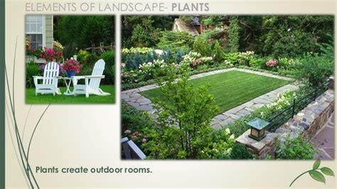 elements of landscape architecture elements of landscape design