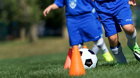 Recreation Youth Soccer Programs