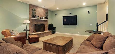 coin chambre dans salon que faire de votre sous sol conseils en rénovation
