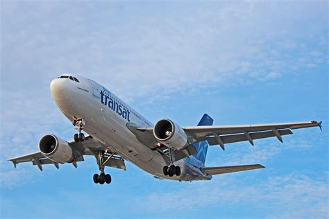 c fdat air transat airbus a310 300 started with emirates