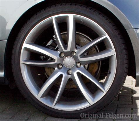 Audi VW Original Felgen Übersicht Felgenprogramm 15 16 17