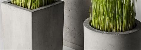 Vasi In Cemento by Come Realizzare Vasi In Cemento Edilnet