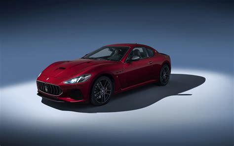 2018 Maserati Granturismo 4k Wallpapers Hd Wallpapers