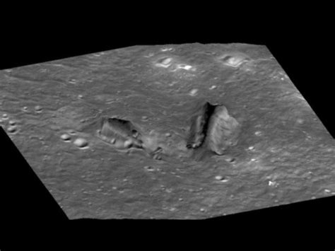 image study   moon finds unusual structures
