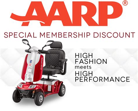 phone number for aarp membership n stripes scooters welcome aarp members
