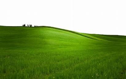Clipart Mountain Field Grass Transparent Desktop Plains