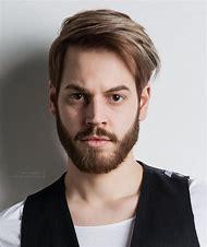 Short Hair Styles with Beard