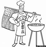 Bbq Coloring Patriotic Pages July Memorial Drawing Fourth Grill Thecolor Flag Usa Apron Coupons Awesome Perfect Ii Break Getdrawings Quotes sketch template