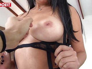 Letsdoeit Oily Pick Up Fuck With Busty Latina Milf Es