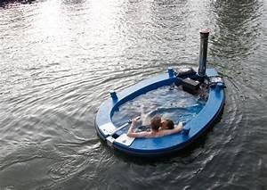 HotTug - Hot Tub Boat - The Green Head