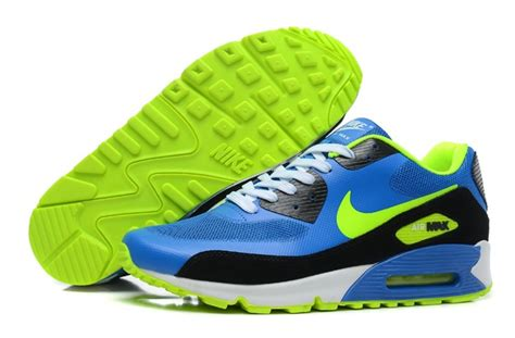 nike air max design design nike air max 90 hyperfuse prm mens shoes 2014 blue green air max 90 hyperfuse prm