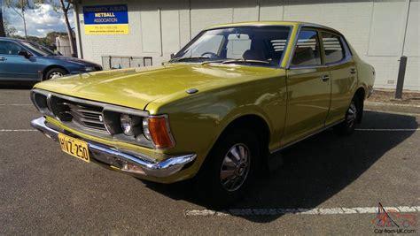 Datsun 180b by Datsun 180b 1976 Auto 78 000kms Original Condition In