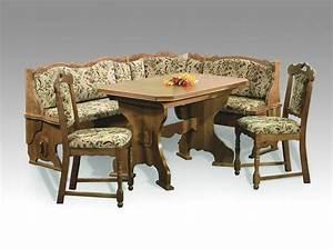 Tisch Eiche Rustikal : eckbankgruppe eiche rustikal landhaus sitzgruppe 2x stuhl tisch eckbank neu ebay ~ Buech-reservation.com Haus und Dekorationen
