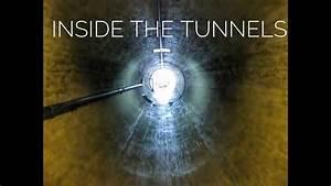 Inside Hoover Dam  Tunnel