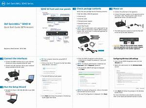Dell Apl410ba Wireless Network Security Appliance User
