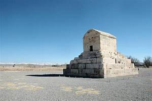 Historical Iranian sites and people: Tomb of Cyrus the ...