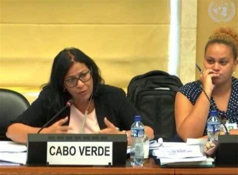 Direitos das Mulheres: Cabo Verde submetido a avaliação ...