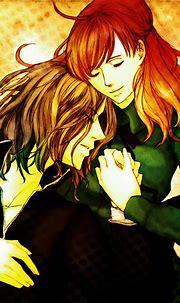 Pinterest   Snape and lily, Fanart harry potter, Harry potter