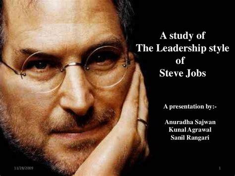 stevejobs transformational leadershipapple