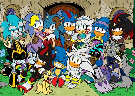 Sonic The Hedgehog Desktop Backgrounds Original Characters Anthro Sonic Sonic The Hedgehog Shadow The Hedgehog Dog Wallpapers Hd