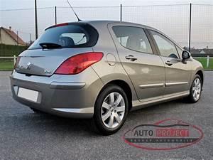 Peugeot 308 1 6 Hdi 110 : peugeot 308 1 6 hdi 110 fap premium voiture d 39 occasion evreux 27000 auto project agence ~ Gottalentnigeria.com Avis de Voitures