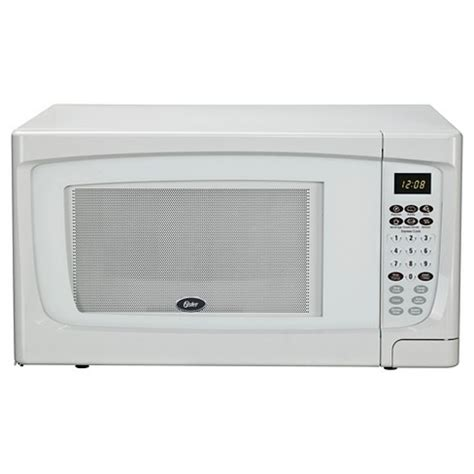 Countertop Microwave Ovens At Target - oster 1 6 cu ft 1100 watt microwave oven white