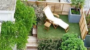 Aménagement Terrasse Appartement : terrasse tous nos conseils d 39 am nagement c t maison ~ Melissatoandfro.com Idées de Décoration