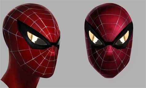 alternate spider man suit designs concept artstar trek