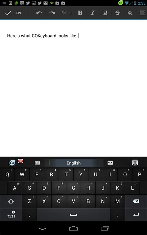 android keyboard app home row heroes alternative keyboard apps for android