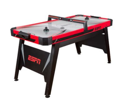 black friday deals on air hockey tables early black friday deal espn 60 air powered hockey table