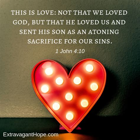For Valentines Day A Love Letter From God Extravagant