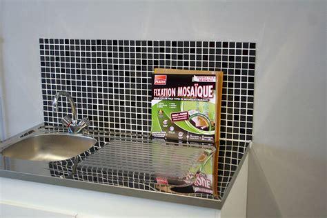 mosaique autocollante cuisine plasto adhésif mosaïque adhésif