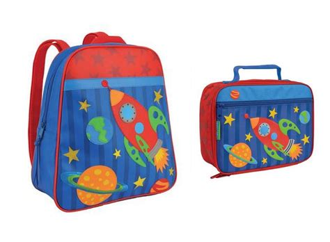 stephen joseph gogo go backpack lunch box set toddler 618 | 766866372 o