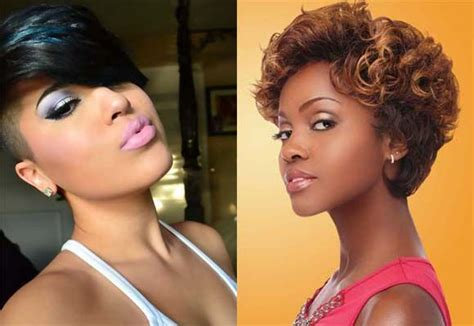 Short Weave Hairstyles Trends