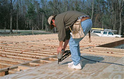 sturd i floor subfloor underlayment subfloor apa the engineered wood association