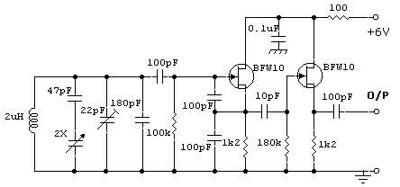 Radio Circuits Blog Vfo