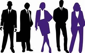 Clipart - Business Women