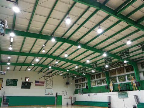 led high bay gym lighting high bay global tech led