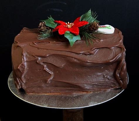 yule log mannings bakery