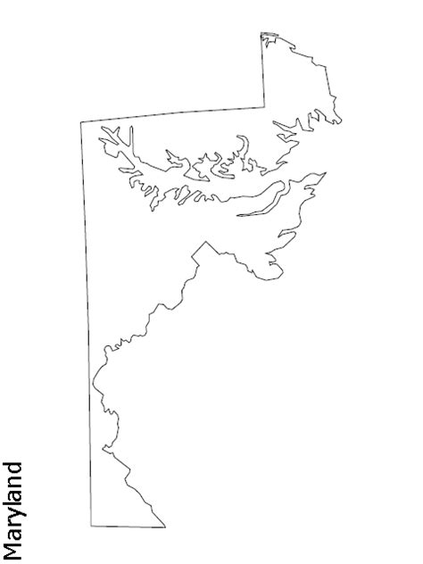 view  blank state outline maps theusaonlinecom