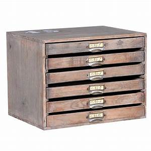 Mini wood envelope drawers - Handmade kitchens in Norwich