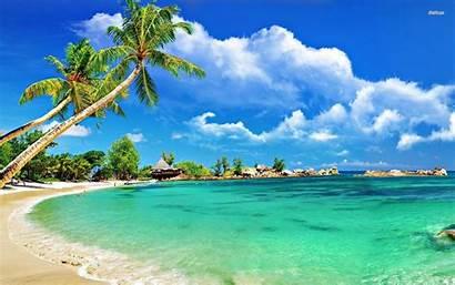 Beach Tropical Desktop Wallpapers 1080p