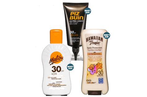 £120 Sun Cream Beats Top Brands To Give The Best Sun