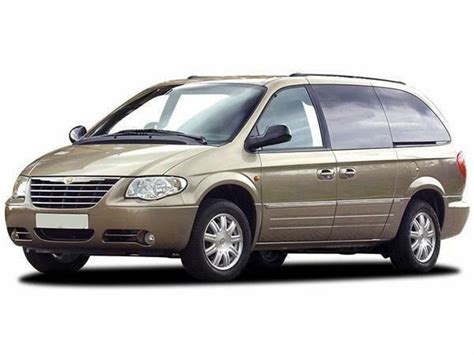 Chrysler 7 Seater by 2004 Chrysler Grand Voyager 2 8 Crd Limited Xs 7 Seater