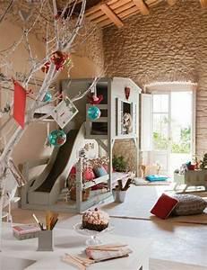 Cabane Chambre Fille : le plus beau lit cabane pour votre enfant ~ Teatrodelosmanantiales.com Idées de Décoration