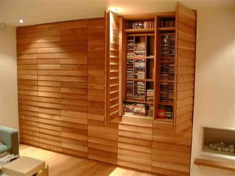 20 unique stylish cd and dvd storage ideas for small
