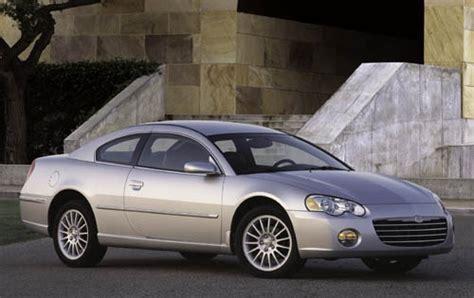 chrysler sebring coupe pricing  sale edmunds